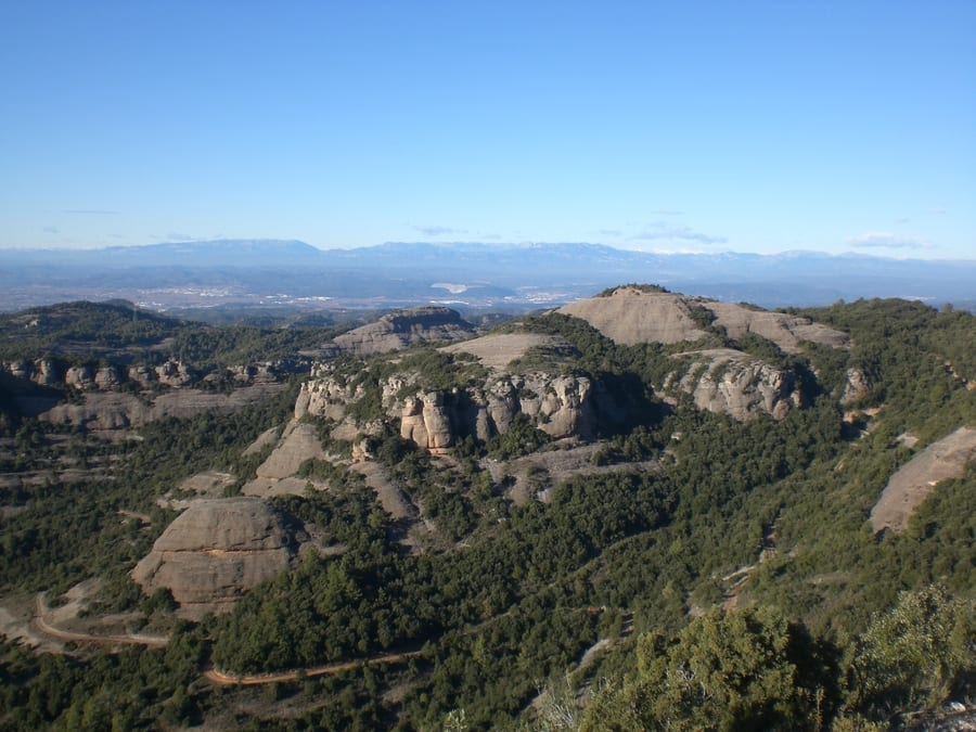 Sant Llorenç del Munt Natural Park, Barcelona things to see and do