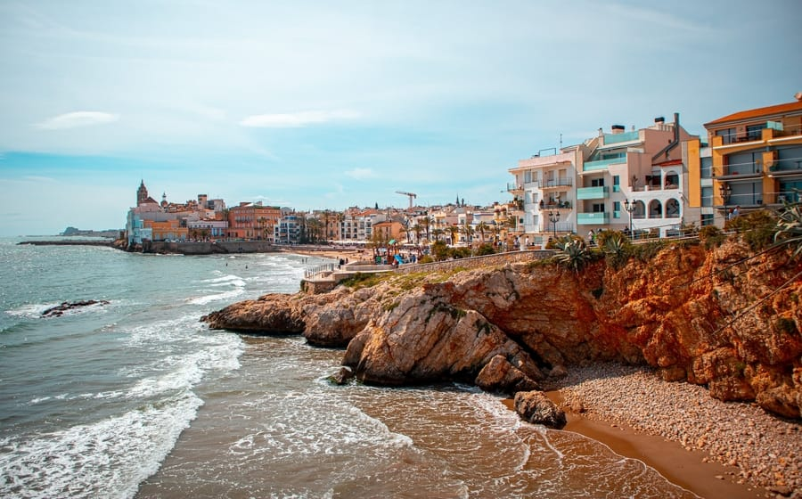 Sitges, things to do outside of Barcelona