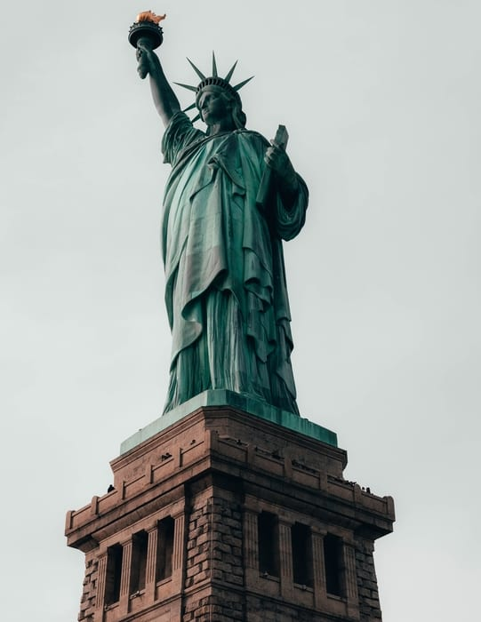Statue of Liberty, what to do in New York City
