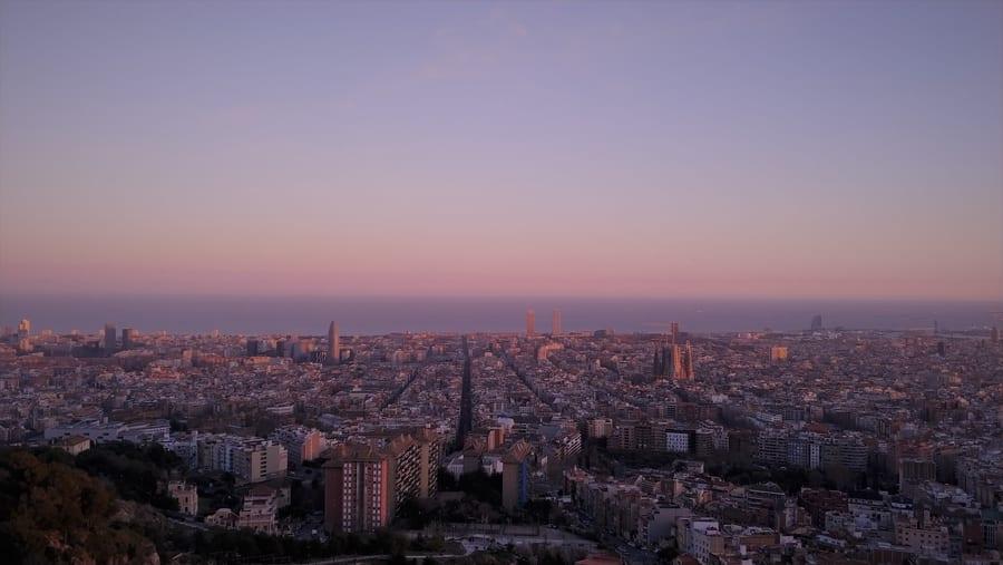 Turó de la Rovira, what to do in Spain Barcelona