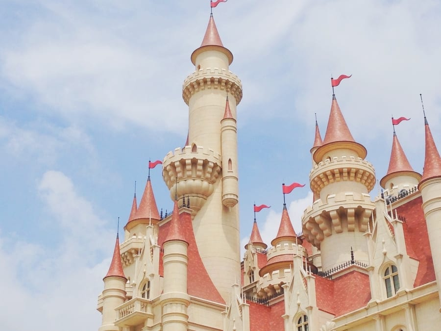 Universal Studios, to visit in Singapore