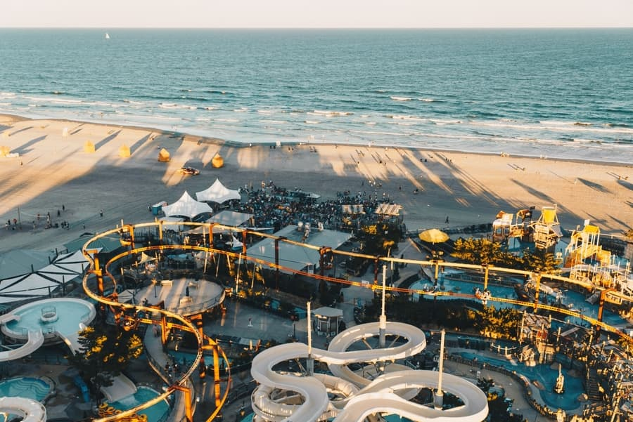2. The Wildwoods, a fun place to go in New Jersey