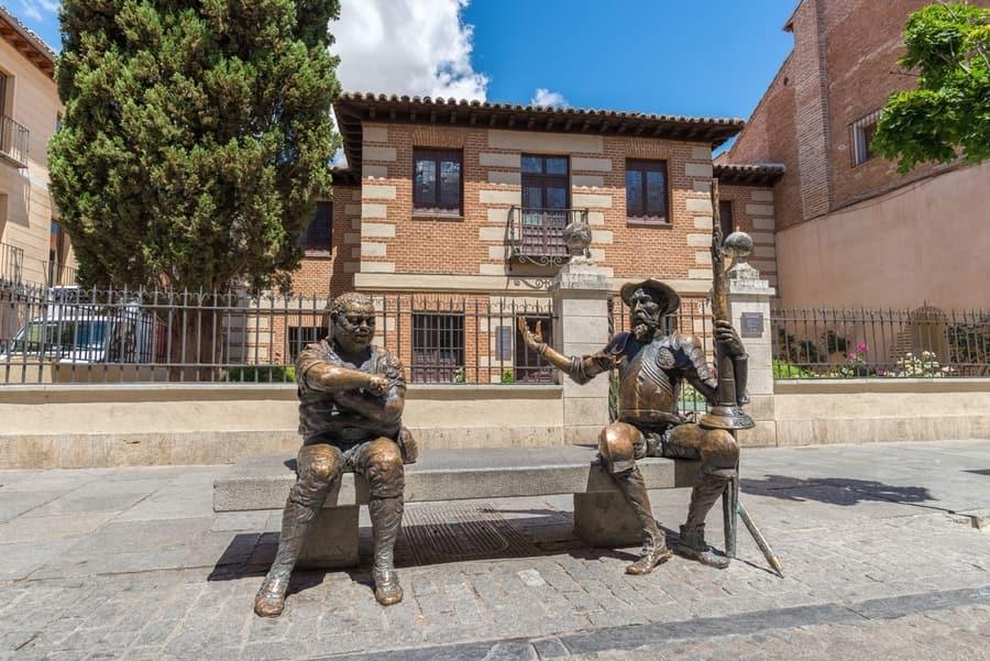 Alcalá de Henares, que visitar en Madrid