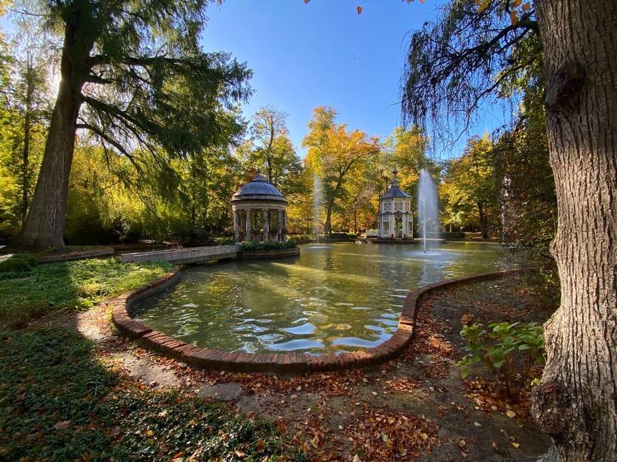 Aranjuez, lugares cerca de Madrid que visitar