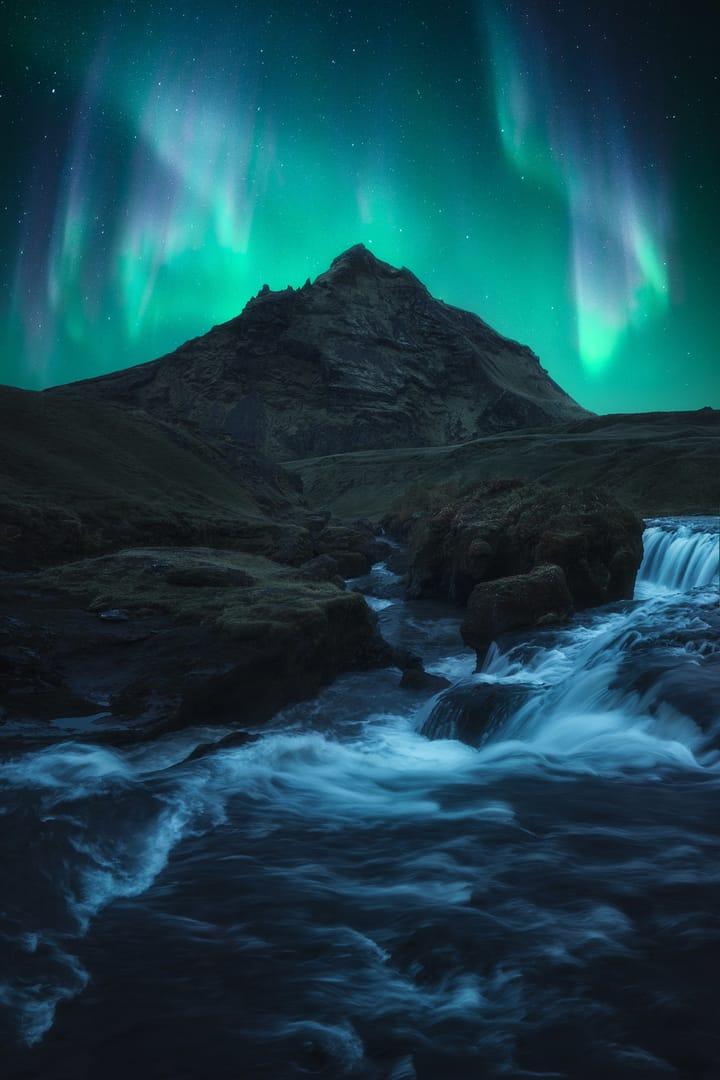 Mejores imágenes de Auroras Boreales