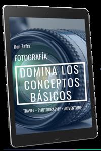 Curso de iniciación fotografía en PDF gratis