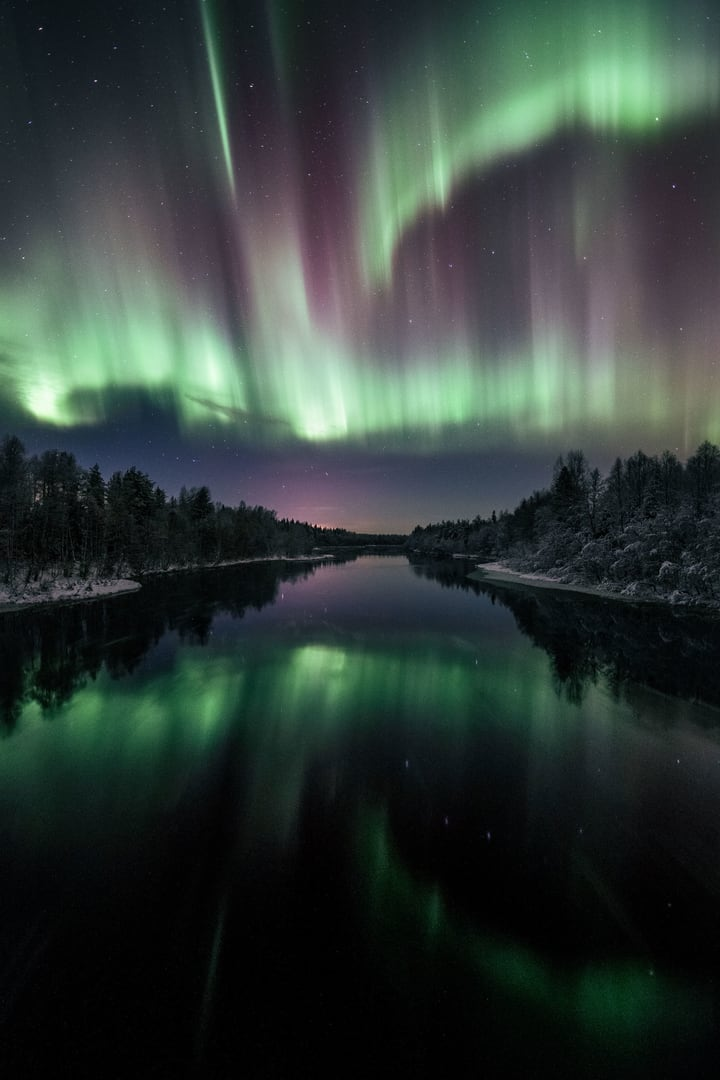 Best Northern Lights images in Finland