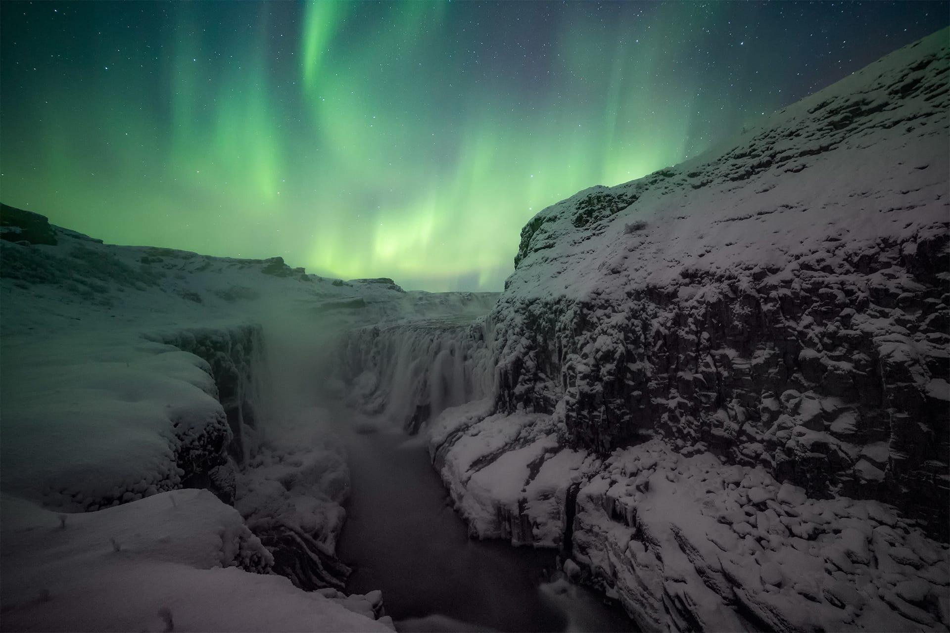 Mejores fotografías de Auroras Boreales 2020