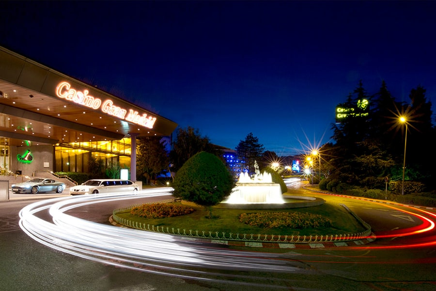 Casino de Torrelodones, Madrid de noche que ver