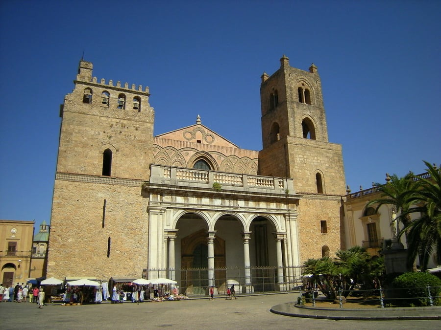 Visit Monreale cathedral palermo day trip