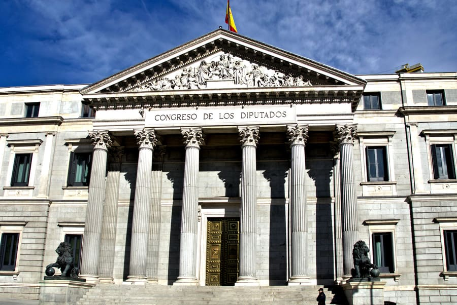 Congreso de los Diputados, que ver en Madrid