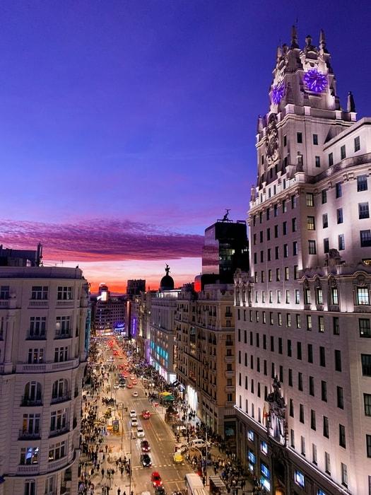Free tours, cosas para hacer en Madrid