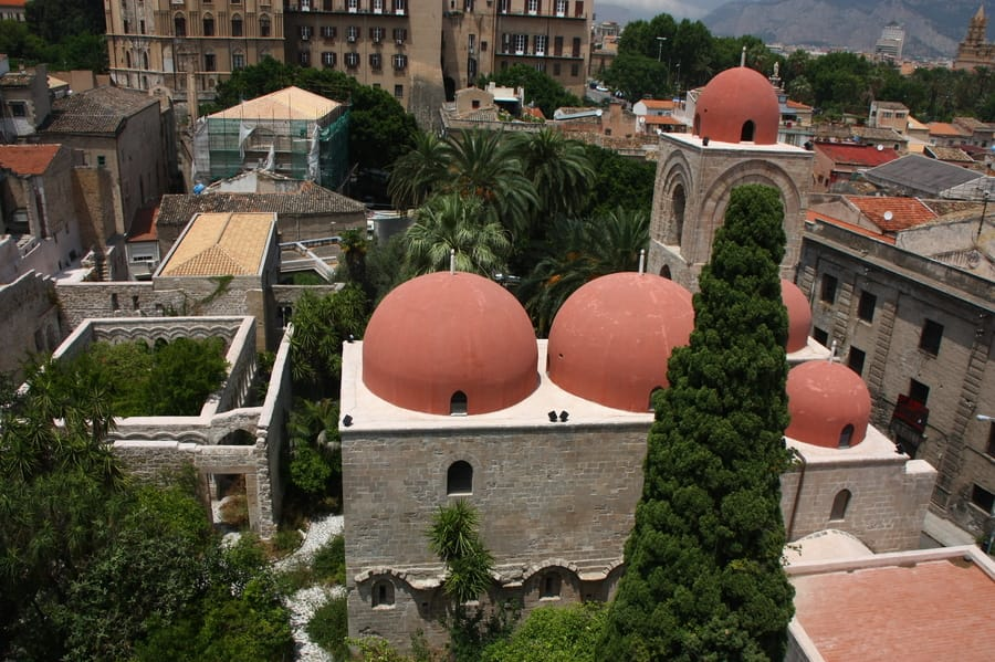 church of st john of the hermits palermo main attractions