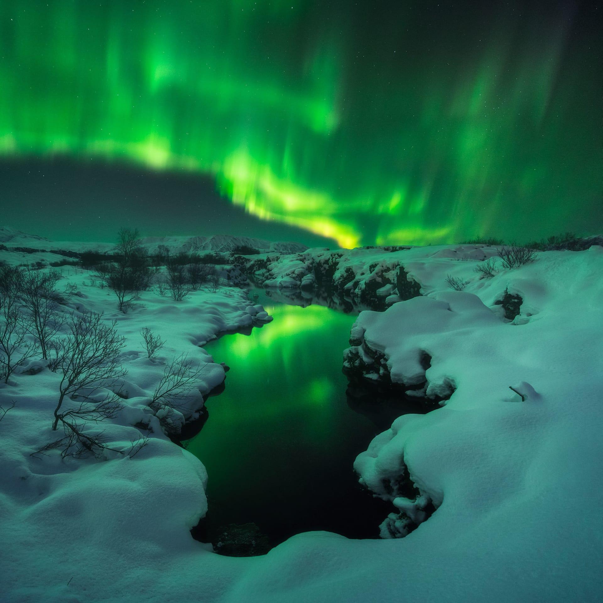 Mejores imágenes de inspiración de Auroras Boreales