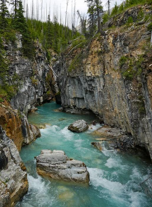 Kootenay National Park, what to do around Banff