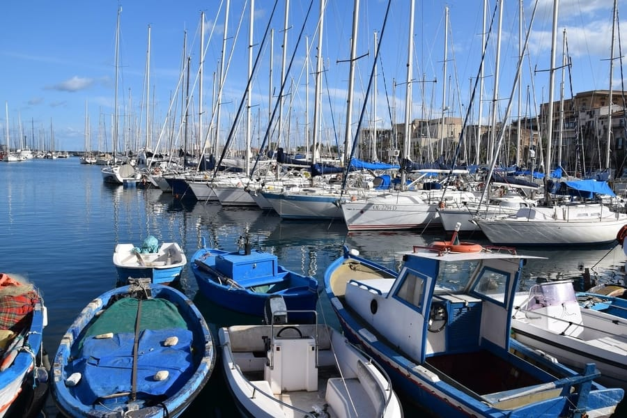 la cala best things to do in palermo italy