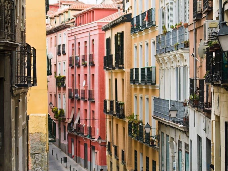 Lavapiés, sitios de Madrid para visitar