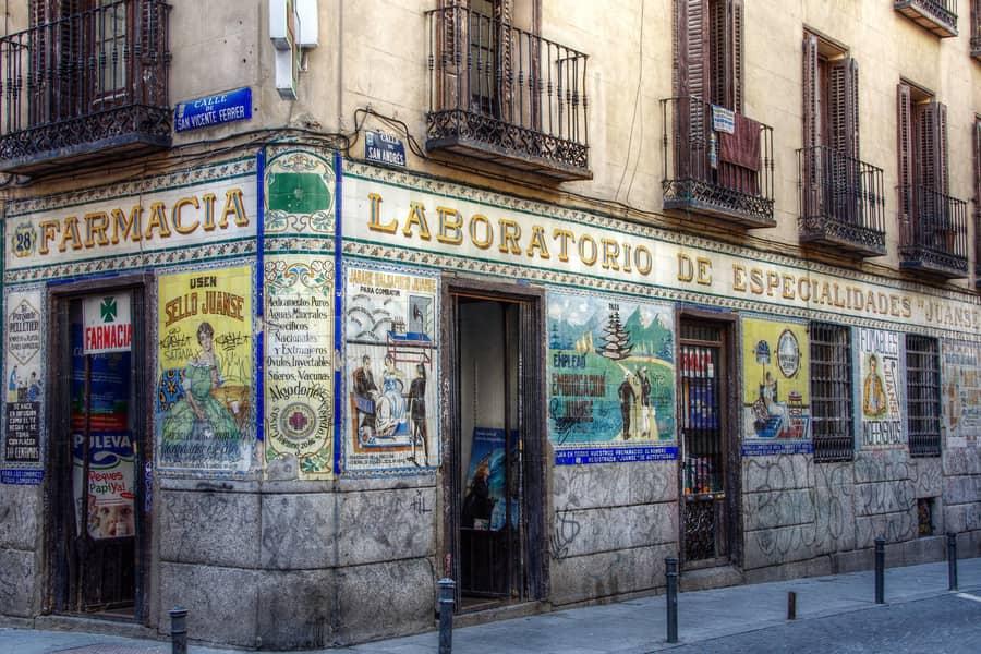 Malasaña, Madrid que visitar