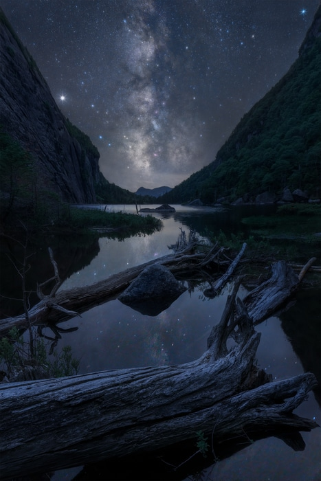 How to find where to see the Milky Way