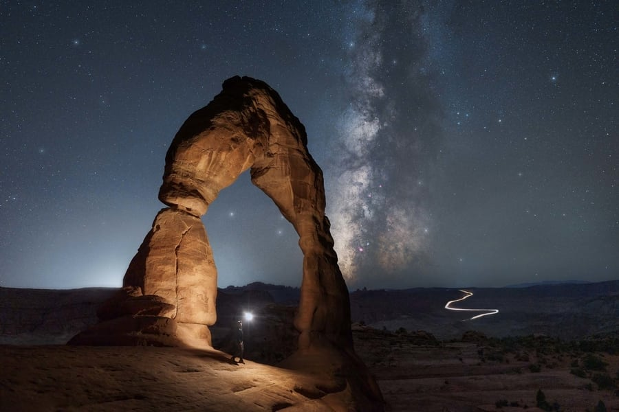 Best camera for Milky Way photography