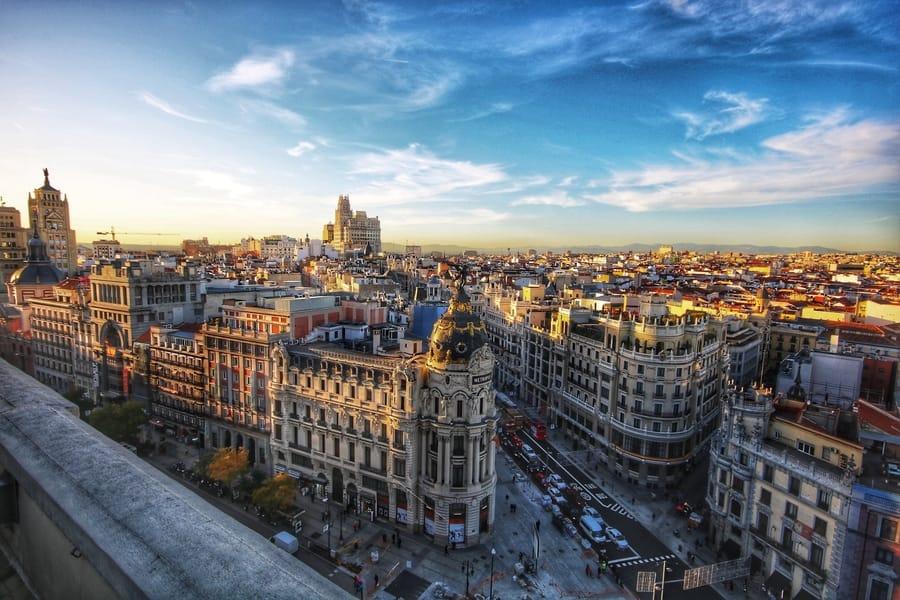 Miradores de Madrid, que ver y hacer en Madrid, España