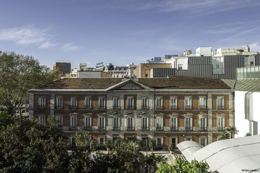 Museo Nacional Thyssen-Bornemisza, sitios interesantes en Madrid