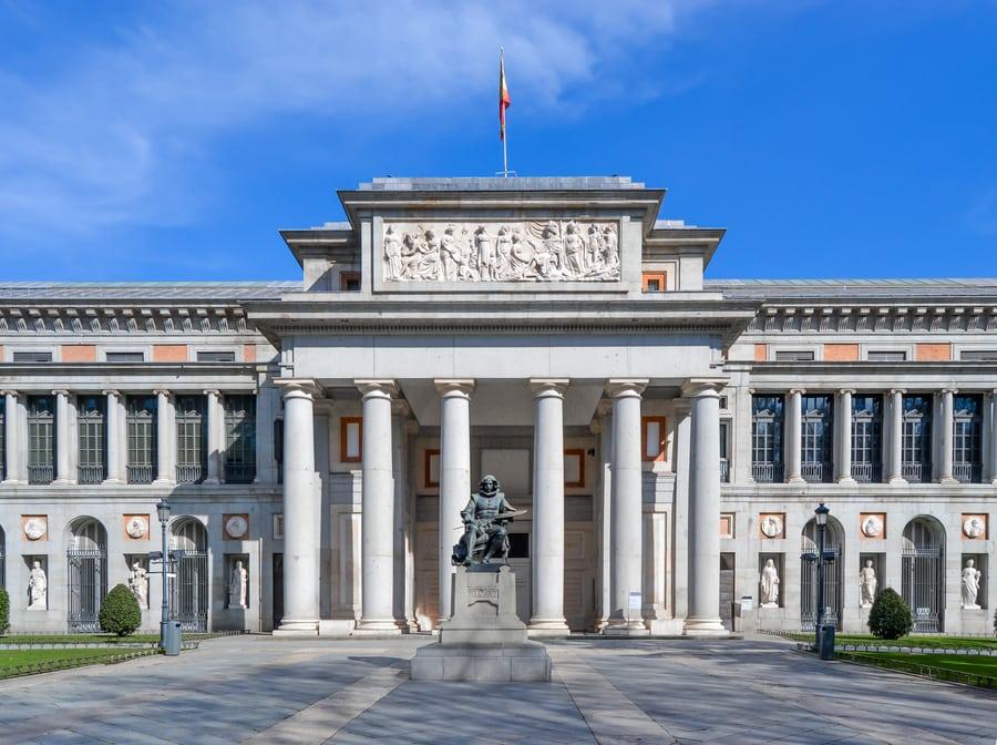 Museo del Prado, que visitar en Madrid