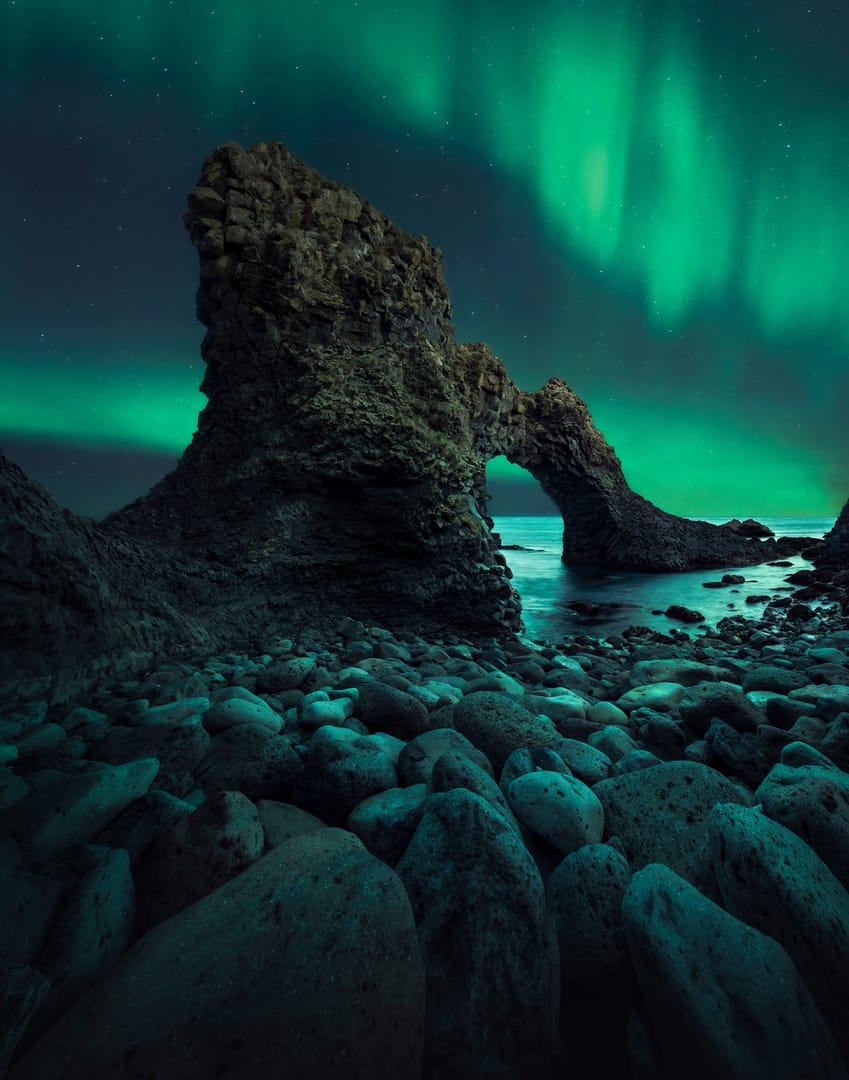 Aurora Borealis photographer of the year