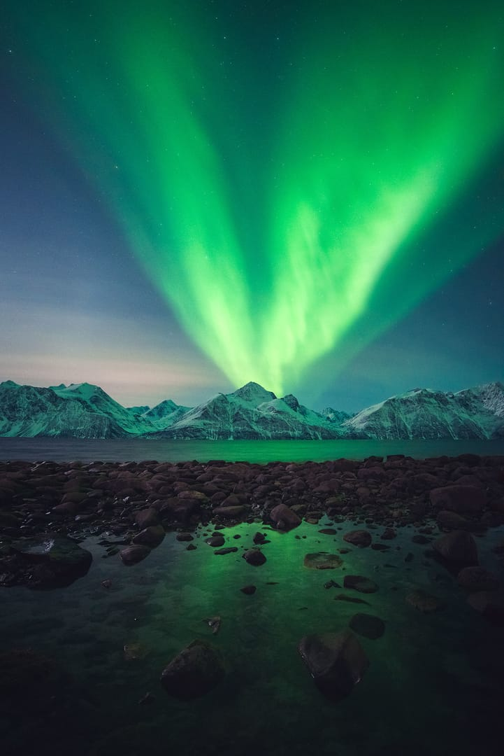 Best Northern Lights images in Norway