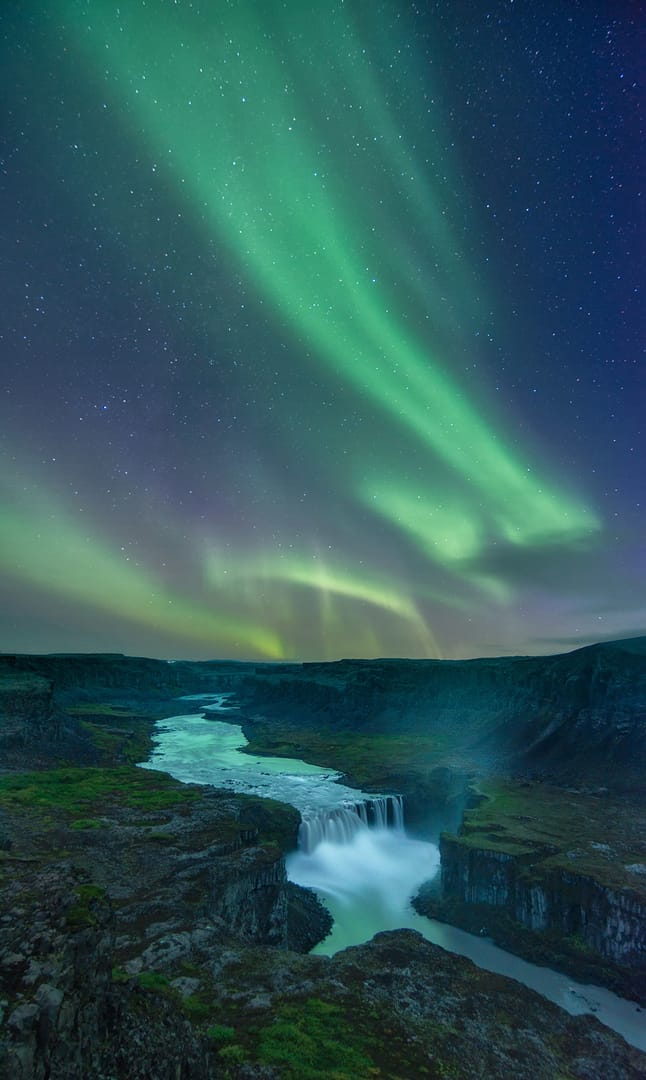 Northern lights photographer of the year 2020