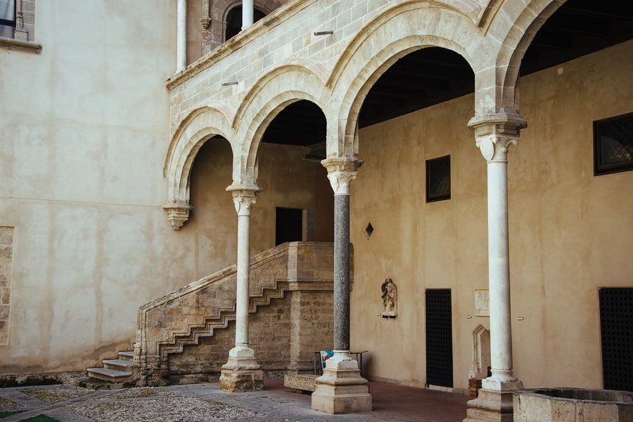 Palazzo Abatellis, what to do in Palermo in Italy