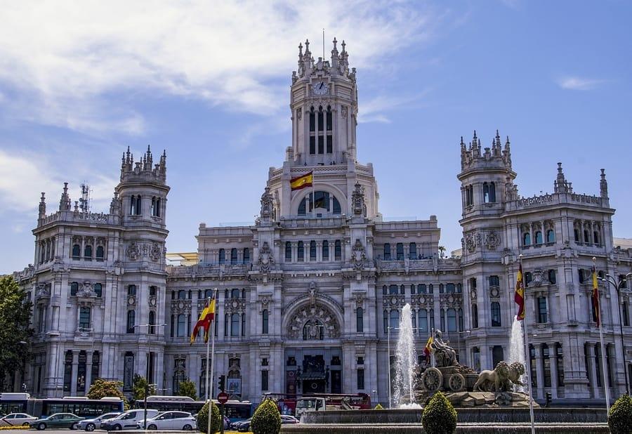 Palacio Cibeles, que visitar en Madrid