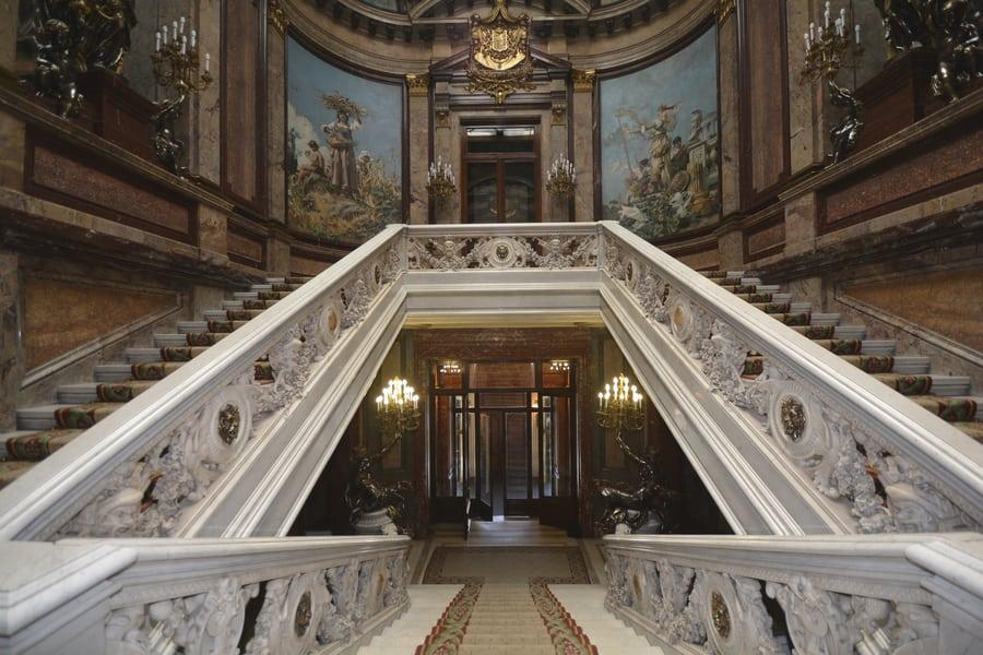 Palacio de Linares, lugares de interés Madrid