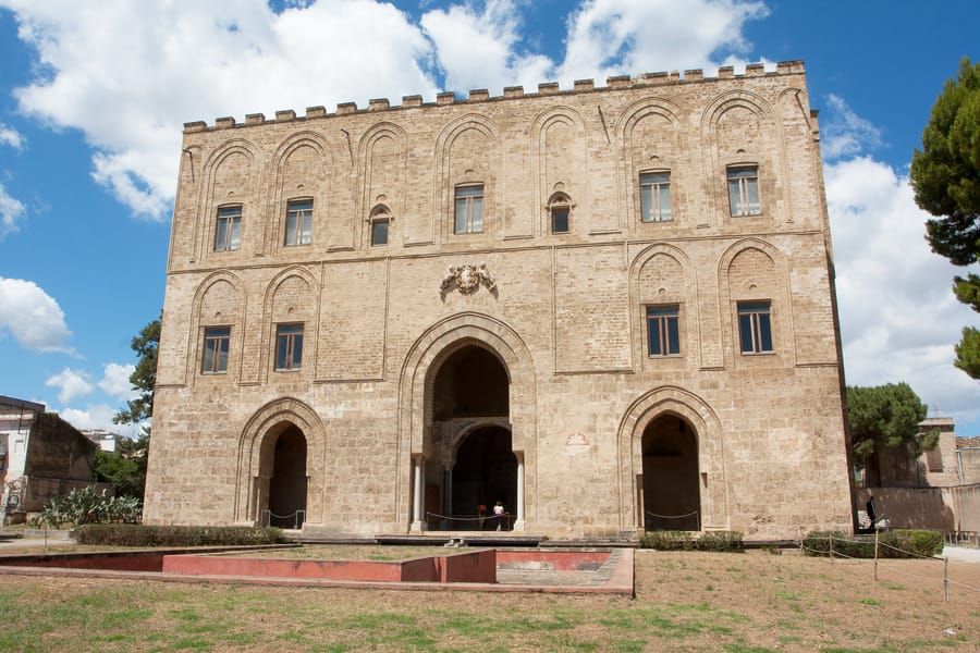 la Zisa palace, fun activities to do in Italy palermo