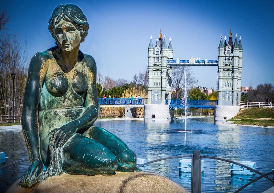 Parque Europa, sitios guays Madrid
