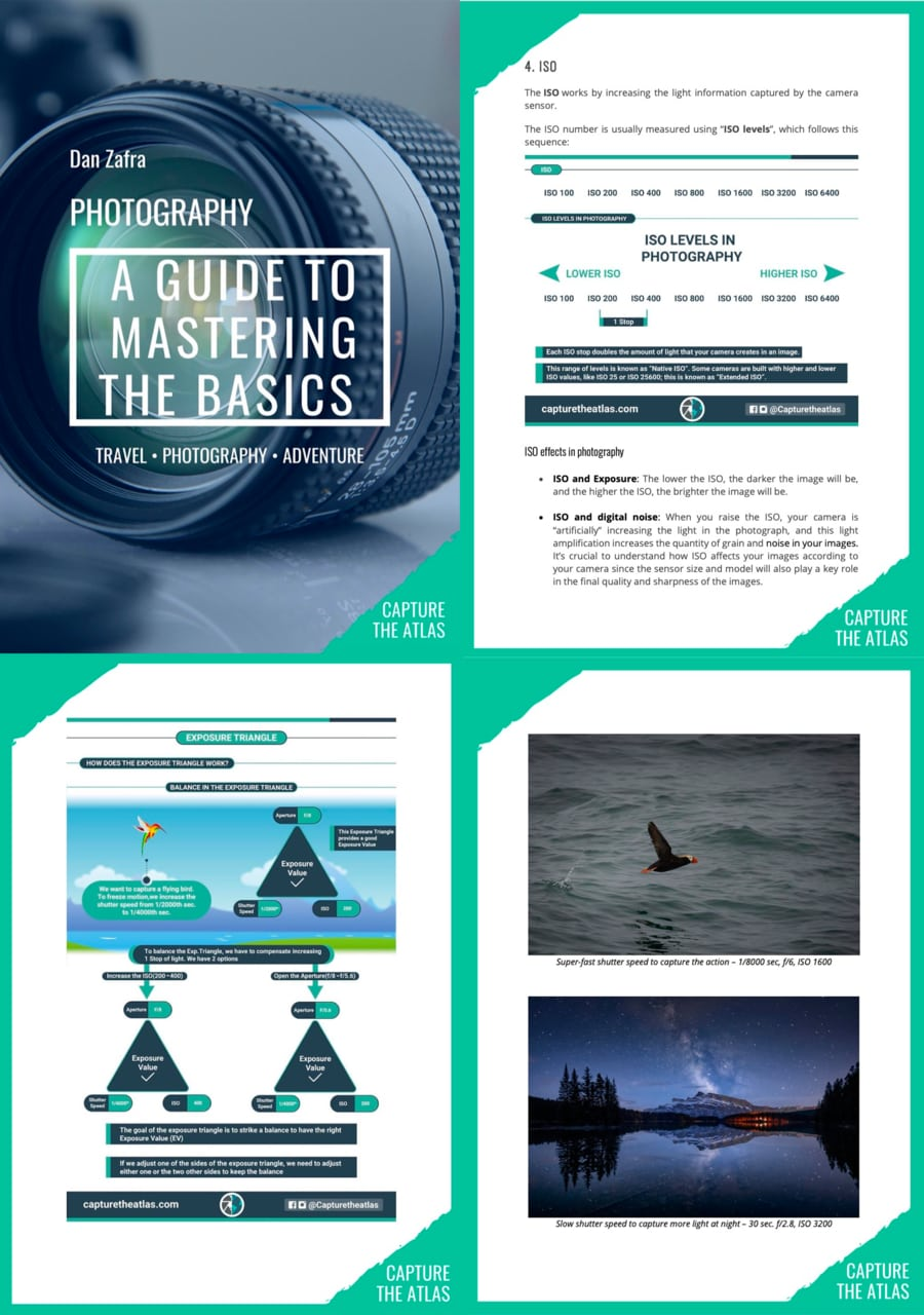 Free photography ebook PDF