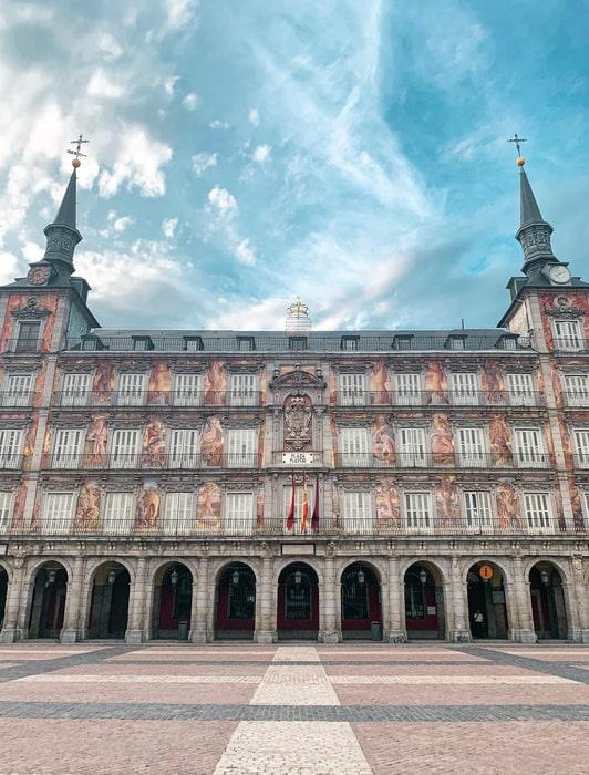 Plaza Mayor, Madrid qué lugares visitar