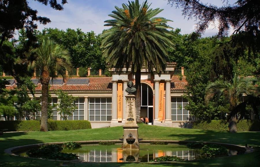 Real Jardín Botánico, sitios bonitos en Madrid