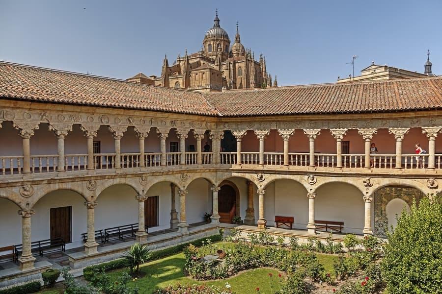 Salamanca, alrededores de Madrid que ver