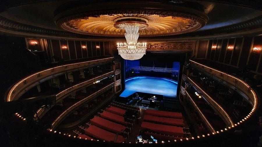 Teatro de la Zarzuela, que hacer en Madrid en pareja