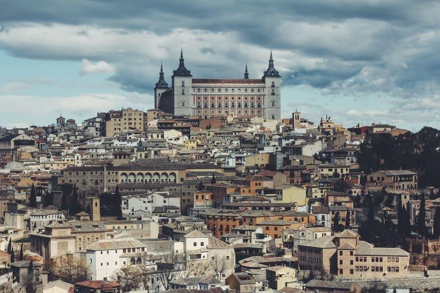 Toledo, cerca de Madrid que visitar