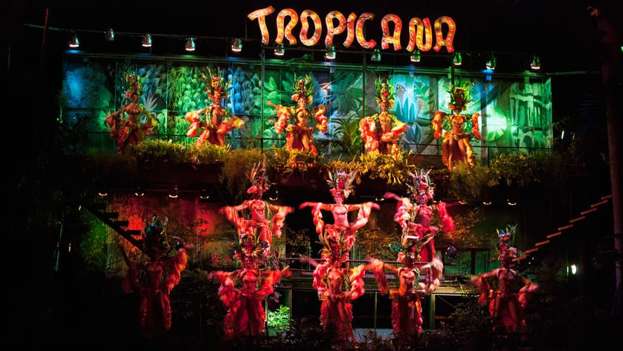 Tropicana Cabaret, where to go in Cuba