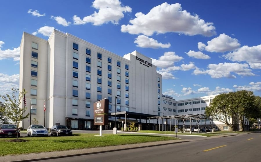 DoubleTree by Hilton Hotel Niagara Falls, tourist attractions in Niagara Falls USA