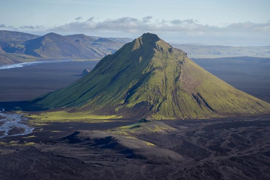 Mejores excursiones en helicóptero por Islandia