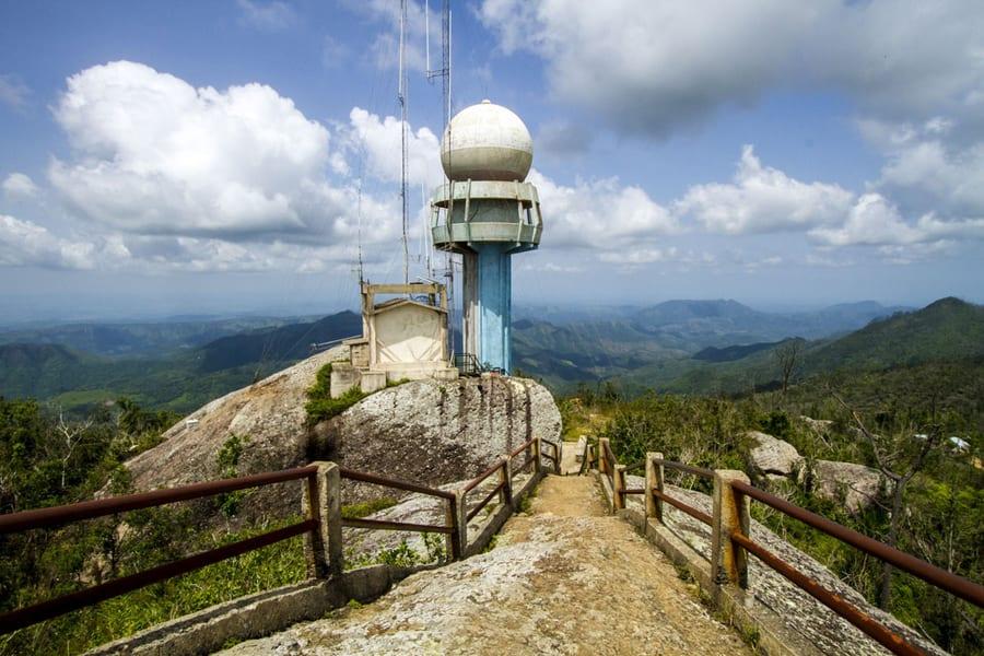La Gran Piedra, the best hike to do in Cuba