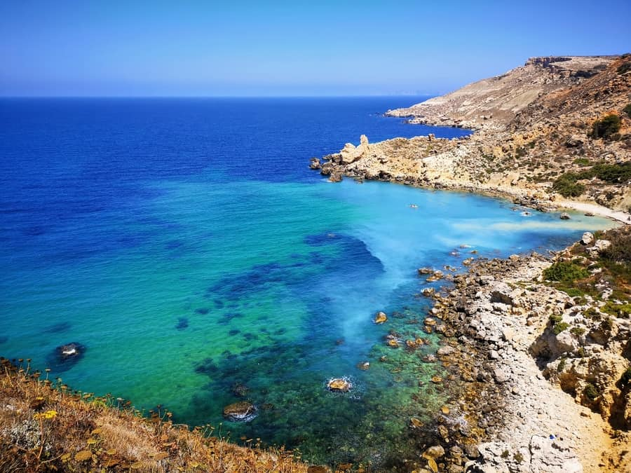 Malta is one of the countries you can travel now