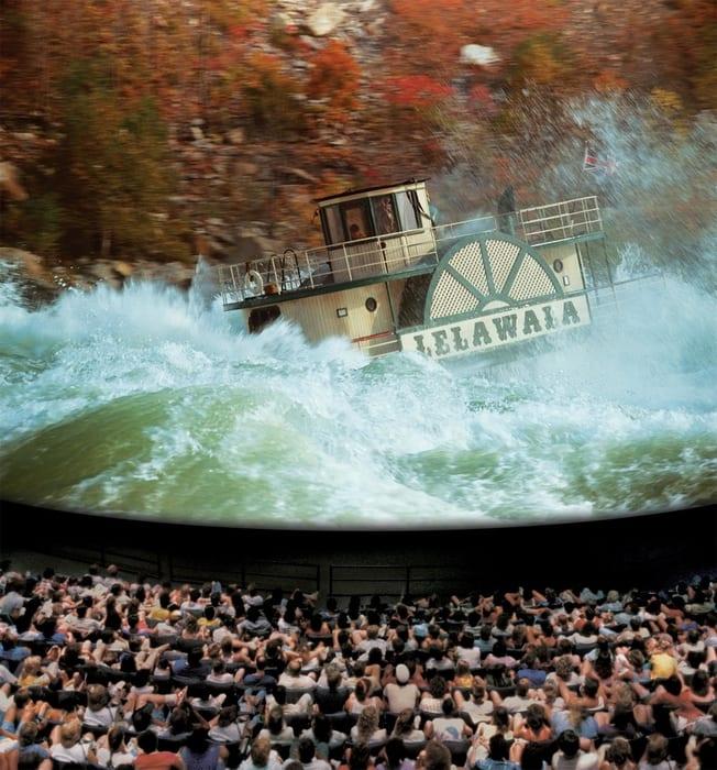Niagara Adventure Theater, things to do at Niagara Falls NY