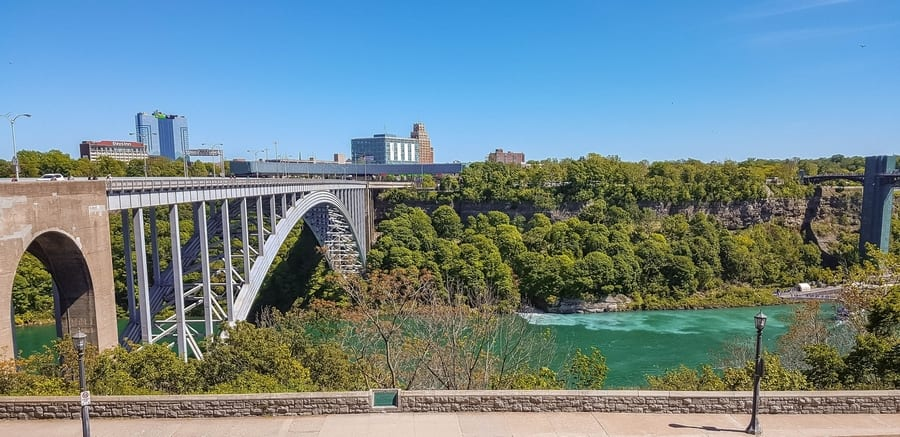 Travel tips Niagara Falls