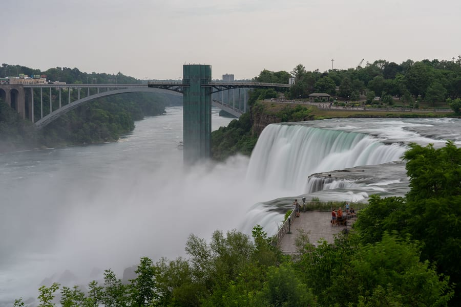 Tourism in Niagara Falls