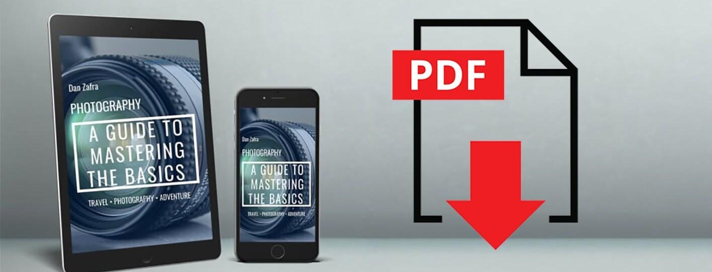 photography basics pdf ebook free